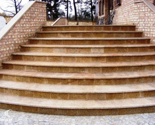 schody granitowe Radom